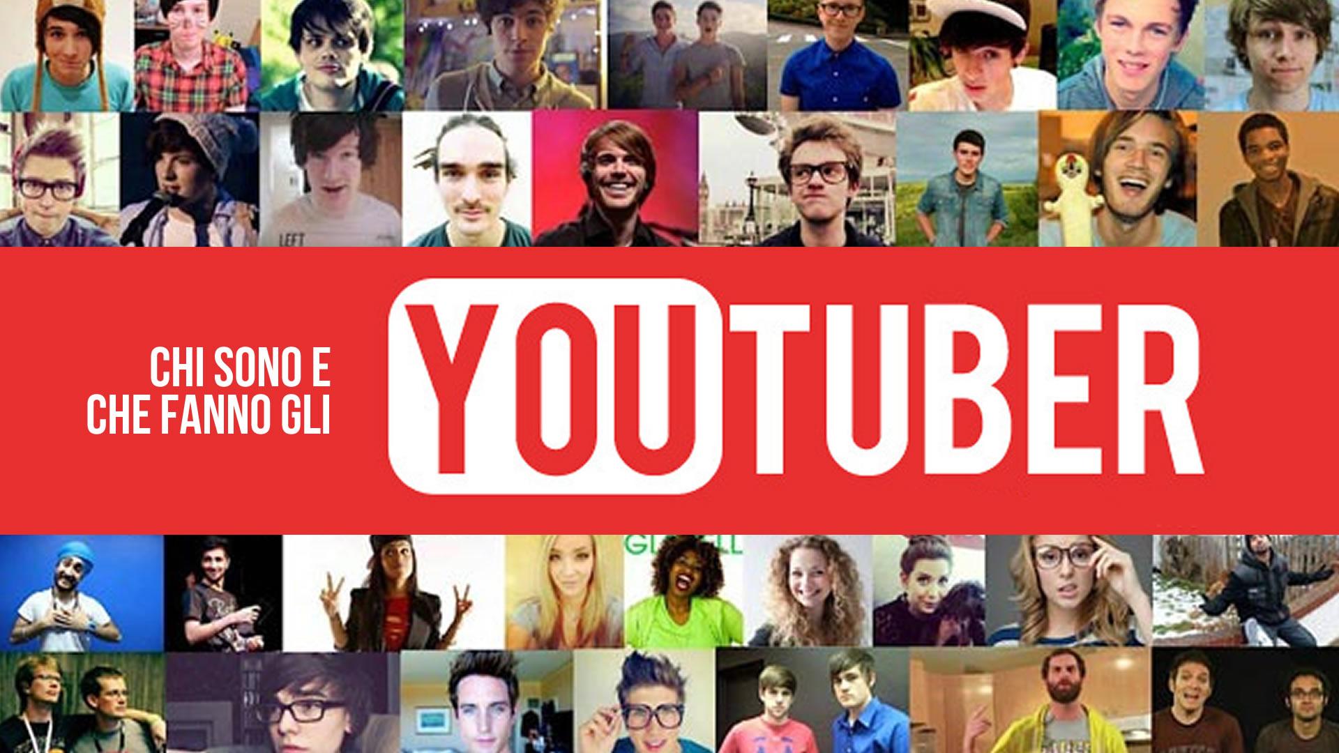 Cosa è uno YouTuber ?